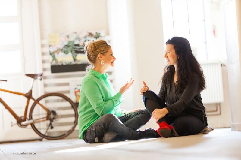 Birgit Dierker & Nadja Petranovskaja Business-Musen