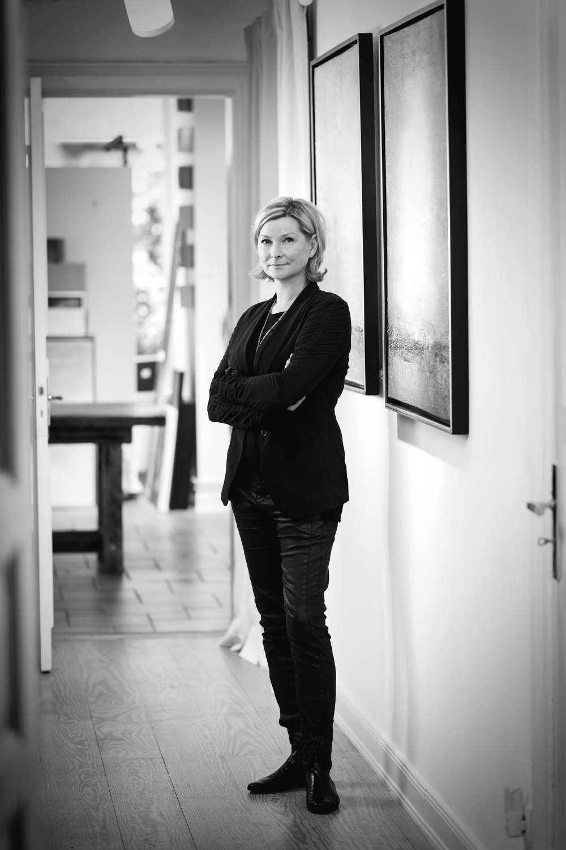 Birgit Dierker, zertifizierter Systemisch-integrativer Coach (SIC) ® und professionelle Künstlerin, Hamburg