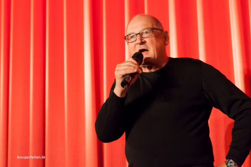 Burghart Klaußner, Schauspieler