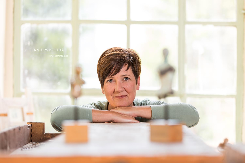 Stefanie Wistuba, Systemischer Coach, Familien- und Kunsttherapeutin, Hückeswagen