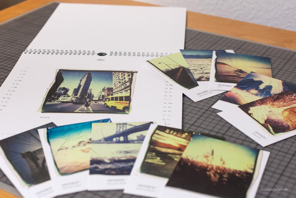 Kalender und Karten