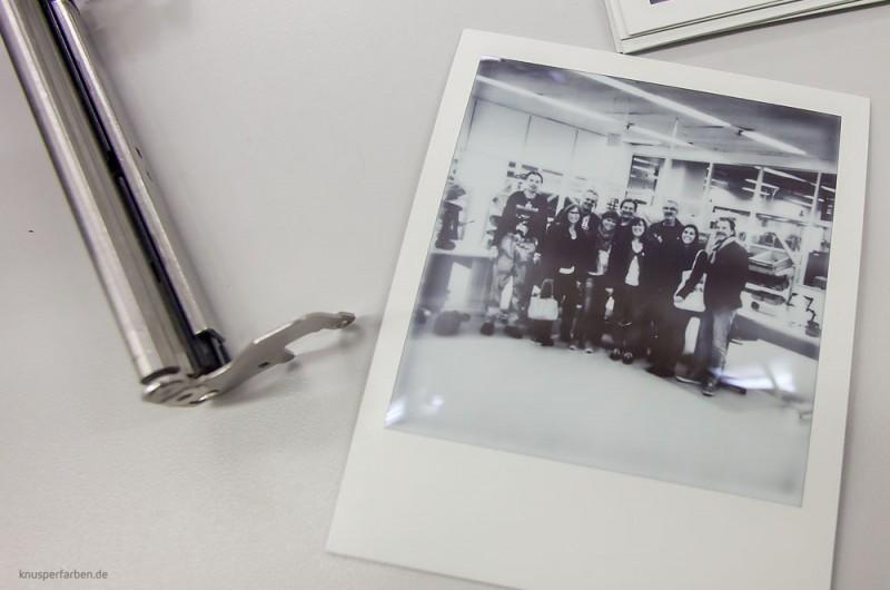 Gruppenbild mit iLab