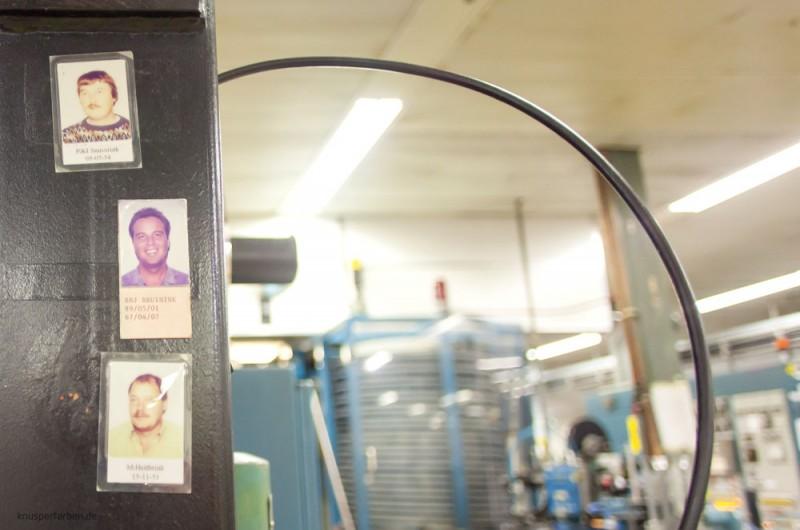 Produktion Labels