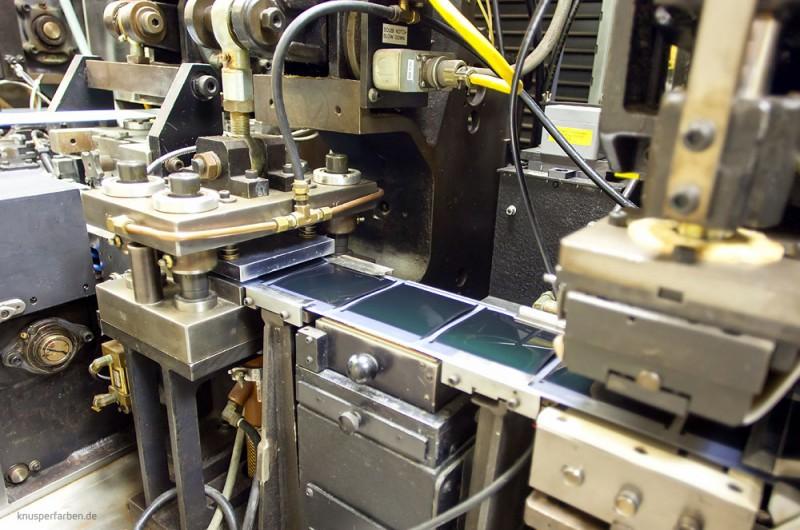 Produktion Polaroids