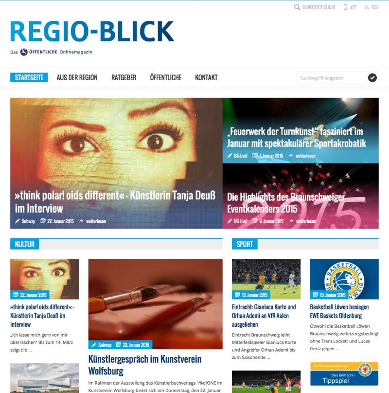Regio-Blick