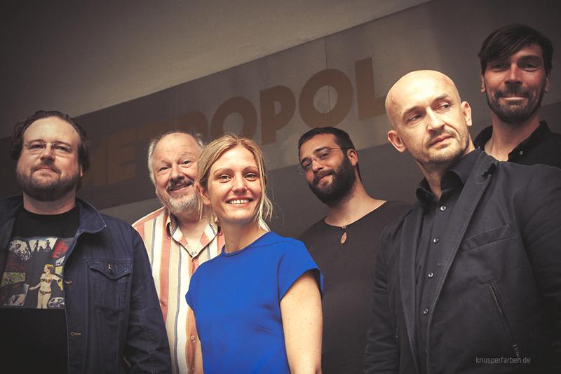 Eric Horst, Udo Heimansberg, Nadine Heinze, Nico Elze, Alexander Steindorf