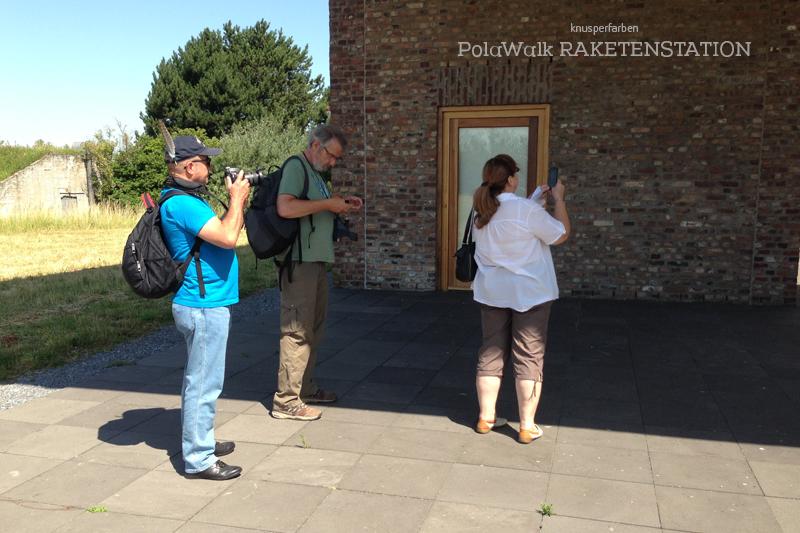 Den Durchblick finden Micha, Uwe und Renate