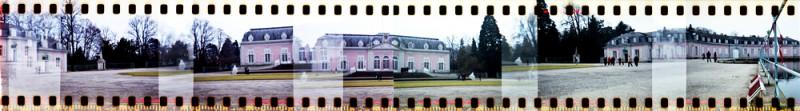 Beispielbild Holga - manuelles Panorama
