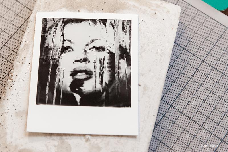 Orgiginal Polaroid aus dem Instant Lab