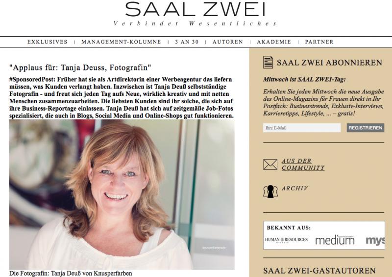 SaalZwei