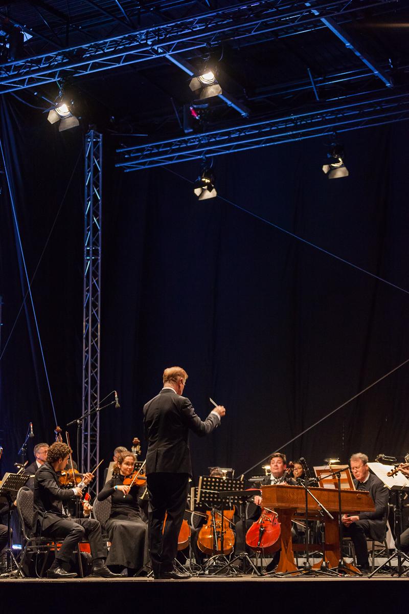 Lichterfest 2016 im Benrather Schlosspark, Düsseldorf