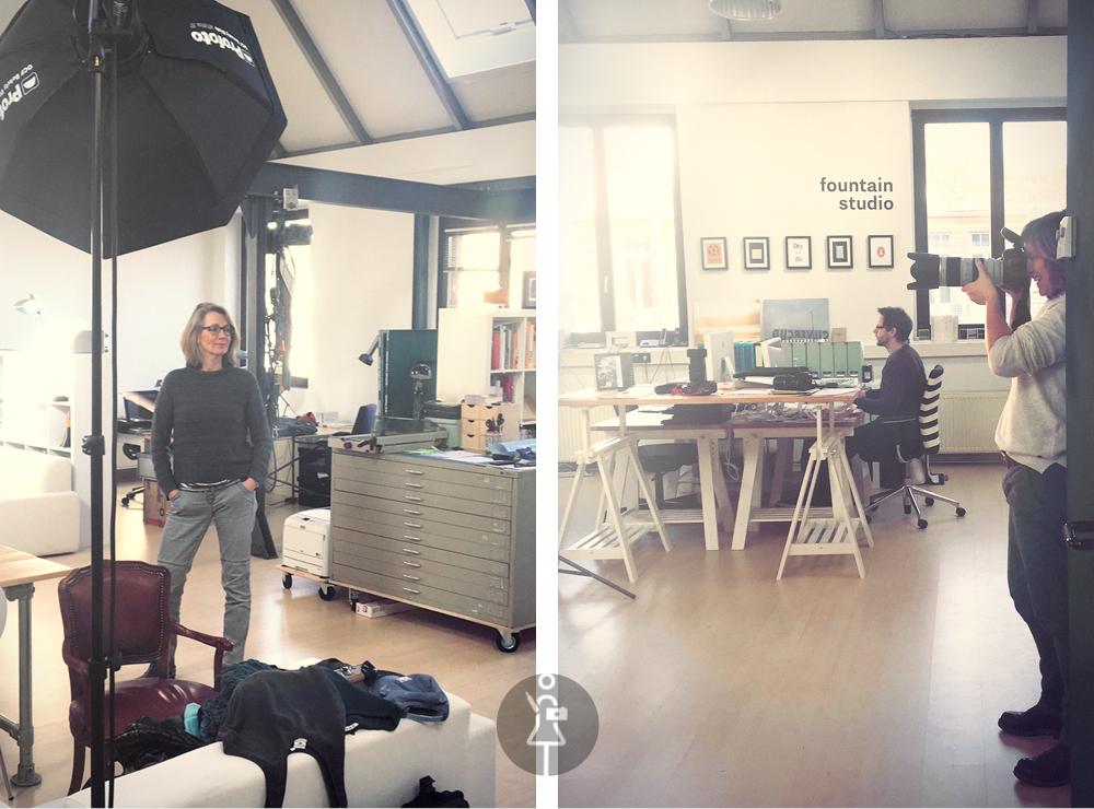 Elke Tonscheidt, Businessfotografie Düsseldorf, Knusperfarben, Tanja Deuß,