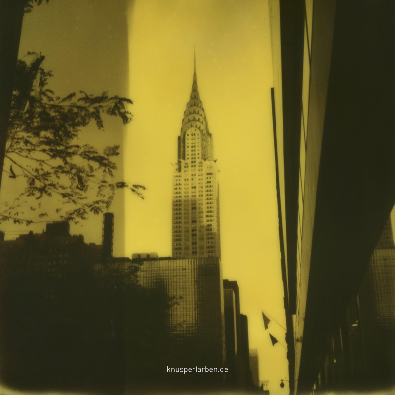"""""""IN AN INSTANT - New York"""" - Motiv 8"""